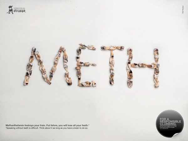 METH Advertisement Ideas: 500 anuncios creativos y geniales
