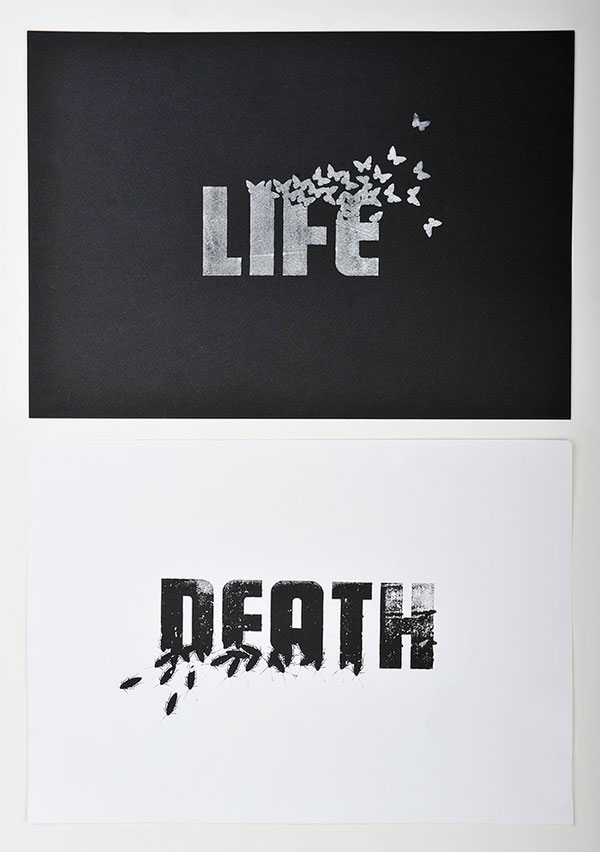 Life & Death Posters