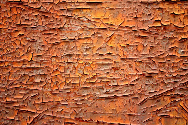 Rust Crackle texture