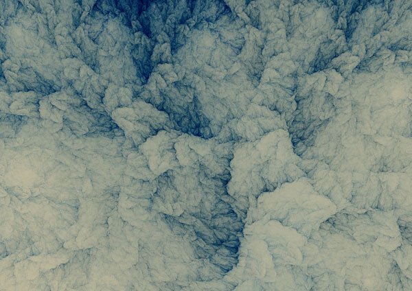 Blue Ink Paper texture