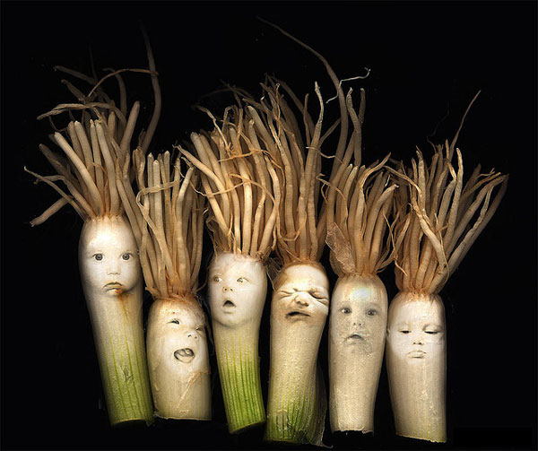 The onion-babies Photo Manipulation
