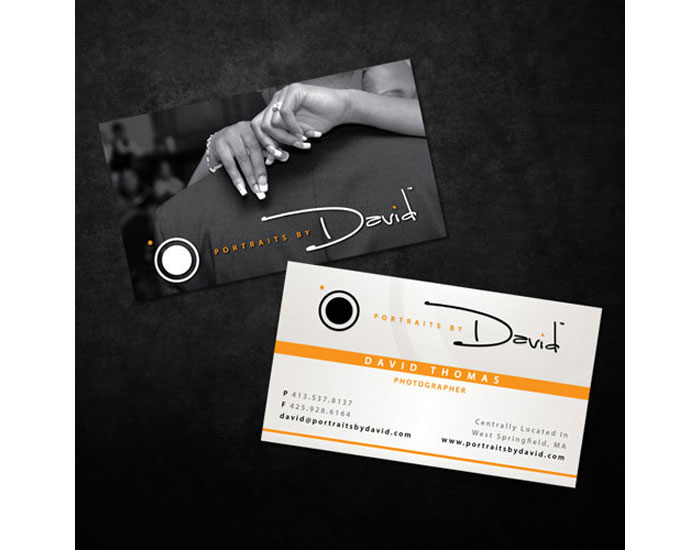 Creative photography business cards 31 examples for Best business cards for photographers