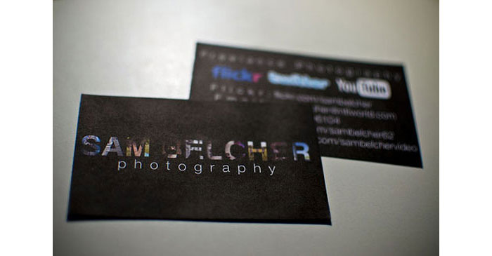 Creative photography business cards 31 examples 42578199425 creative photography business cards 31 examples colourmoves Images