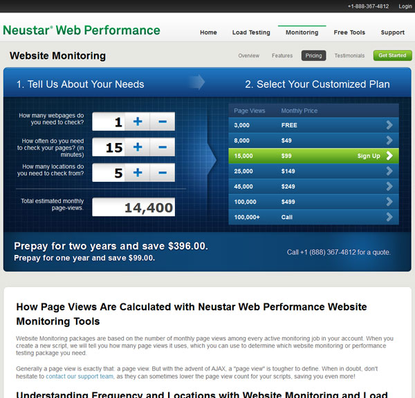 Best practices of pricing tables in web design 41 examples for Web page table design