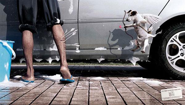 SPCA --- It Advertisement Ideas: 500 anuncios creativos y geniales