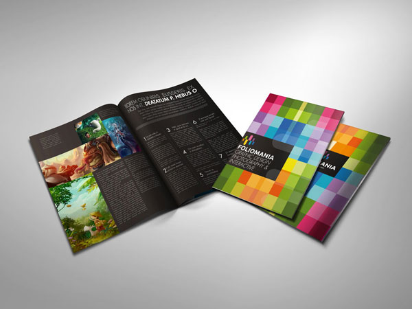 The Latest Print Design Inspiration: 27 Examples