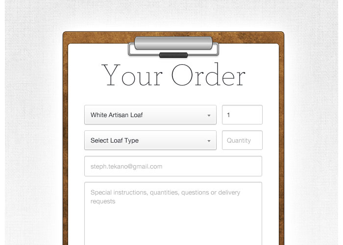 Clipboard PSD Design for download