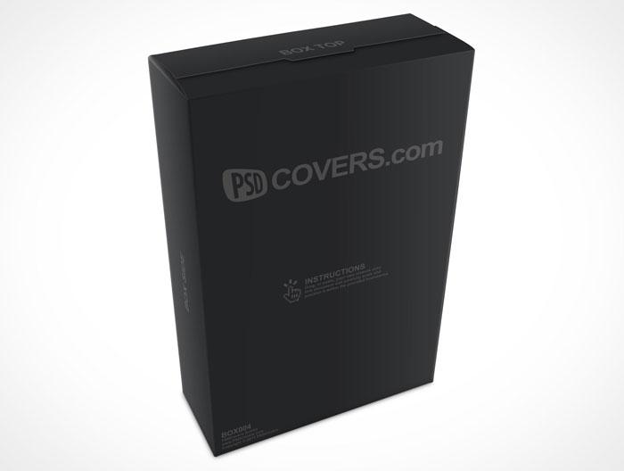 Box 004 Mockup Design