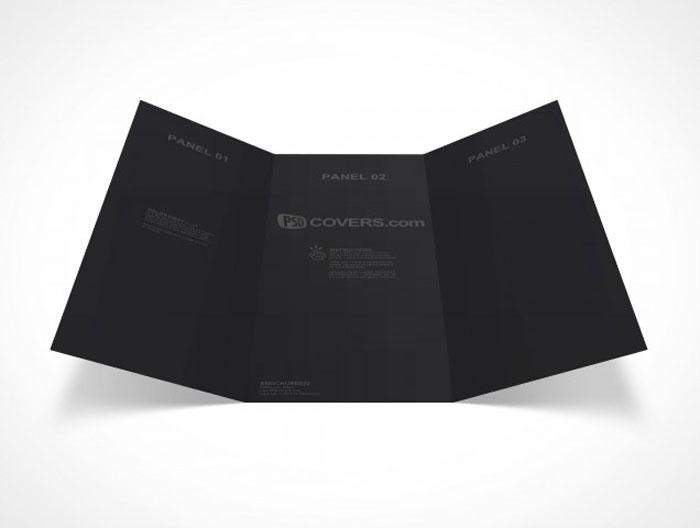 brochure 020 Mockup Design