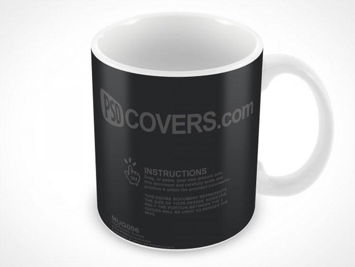 mug 006 Mockup Design