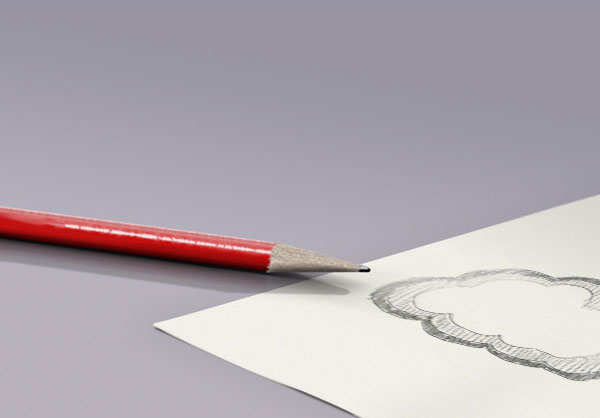 Create a Realistic Pencil Illustration in Adobe Photoshop