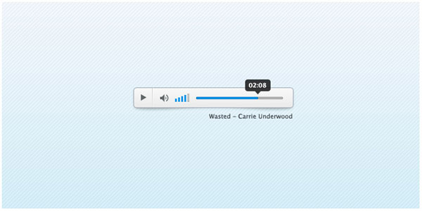 CW Audio Player