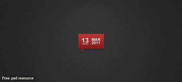 Date indicator