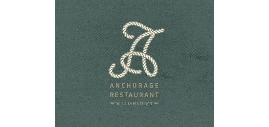 Anchorage Restaurant Logo Design