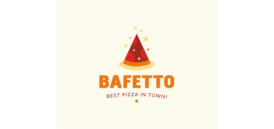 Bafetto Restaurant Logo Design