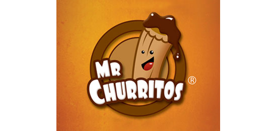 Mr. Churritos Restaurant Logo Design
