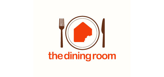 The dining room Restaurant Logo Design