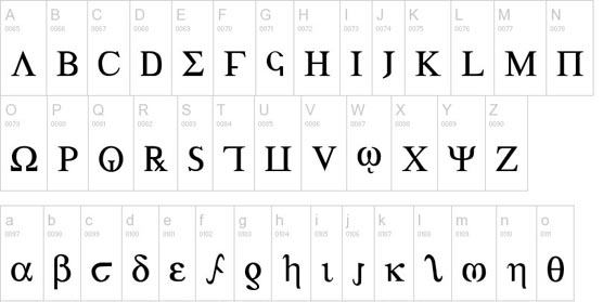Achilles Free Roman And Greek Looking Fonts 36 Examples