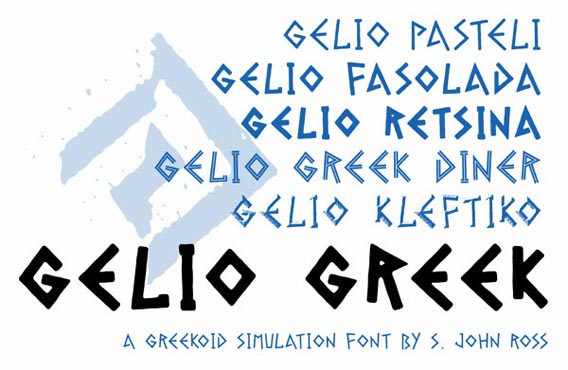 greek lettering font free and looking fonts 36 examples 12114 | Gelio