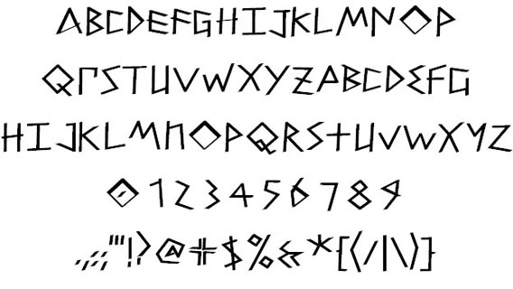 Free Roman And Greek Looking Fonts
