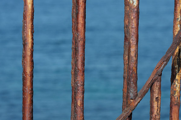 Oxidized balcony to the ocean 2 Download for free
