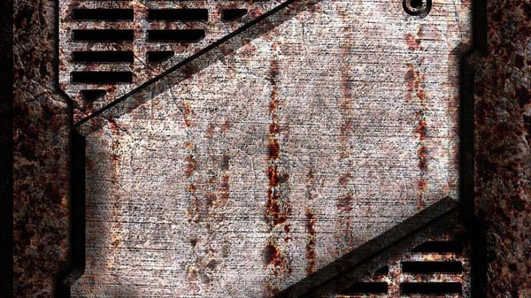 Rusty Grate Seamless Texture Download for free