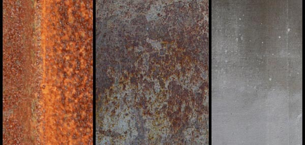 Texture Set III Rusty Metal Download for free