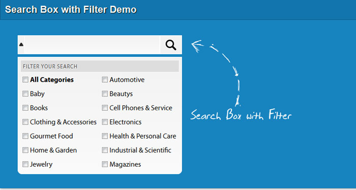 Neat jQuery Plugins That Will Help You Customize The Search