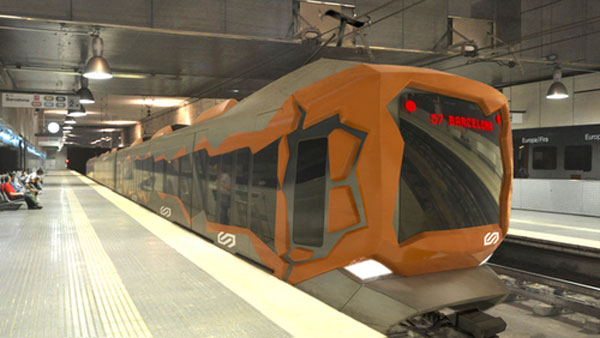Alstom Deconstrucció Spanish Design Inspiration