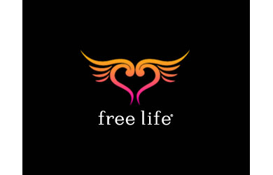 FreeLife logo