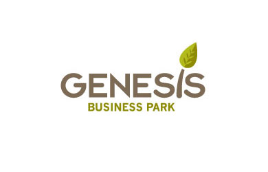 Genesis Business park logo