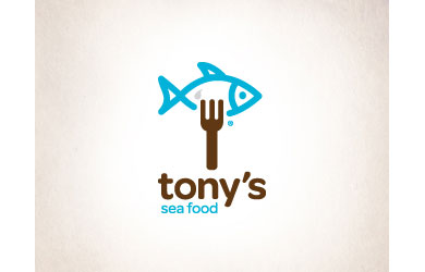 Tony's SeaFood logo
