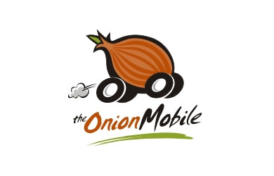 The Onion Mobile logo