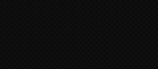 Black Scales Pattern for Web Design