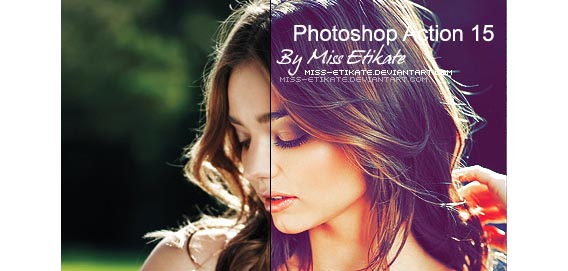 Photoshop Action 15