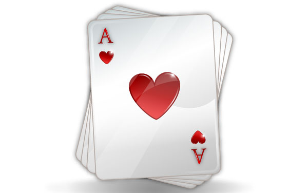 Iconshock tutorial: Ace of Hearts