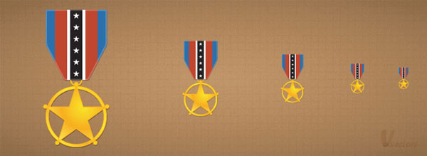 Create a Nice Award Medal Icon