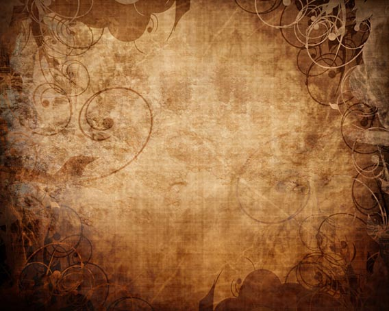 Grunge Floral Paper Texture By Arghus Old Examples The Best You Can Find