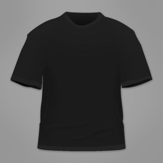 blank-t-shirt-template 82 FREE T-Shirt Template Options For Photoshop And Illustrator