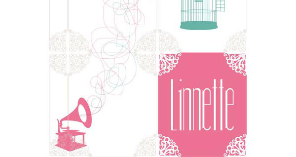 Linnette Font free for download