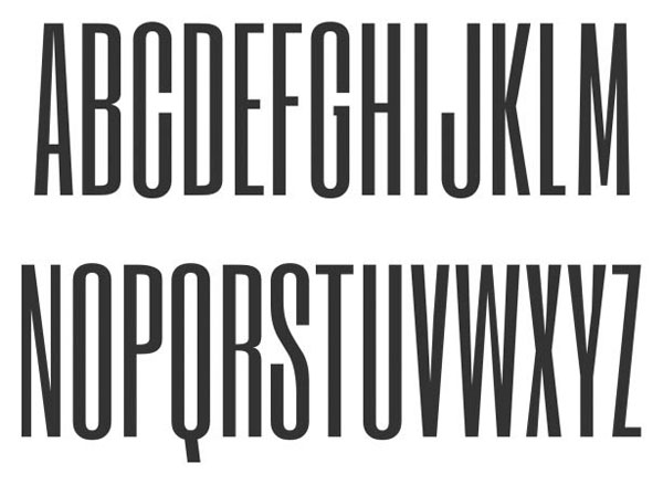 Six Caps Font free for download