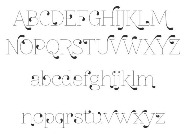 ZnikomitNo24 Font free for download