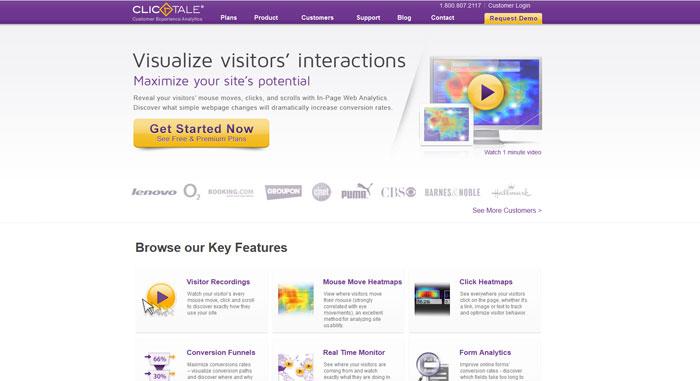 clicktale.com