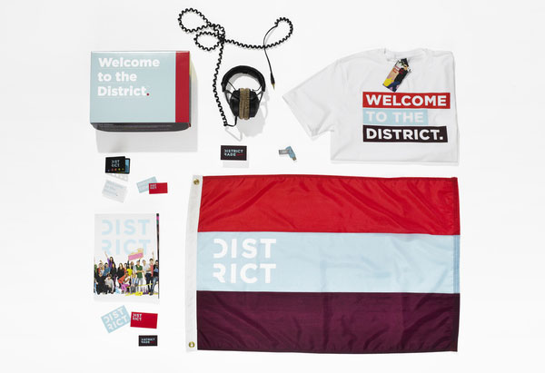 District Design Inspiration
