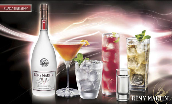 Remy Martin V Graphic Design Inspiration