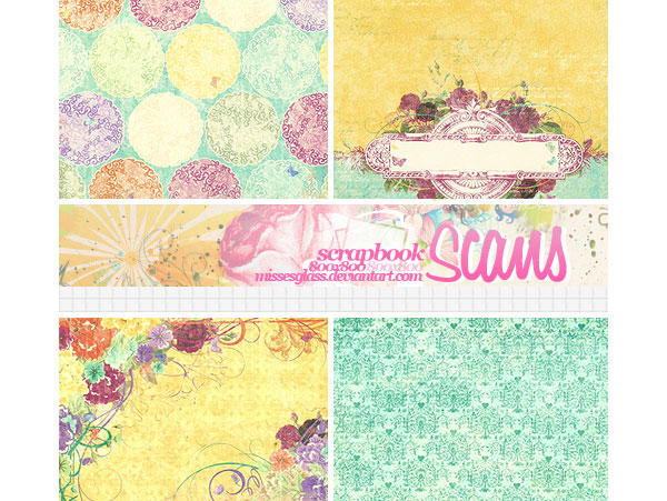 Scrapbook scans - 1504 Free for Download