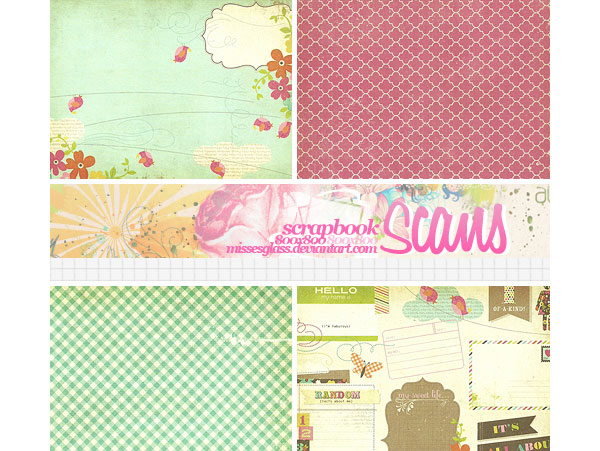 Scrapbook scans - 3003 Free for Download