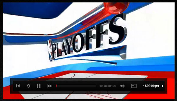 nba.com Video Player Design Inspiration