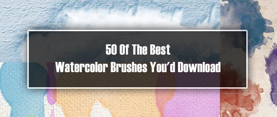 watercolor brushes for photoshop cs6 free download