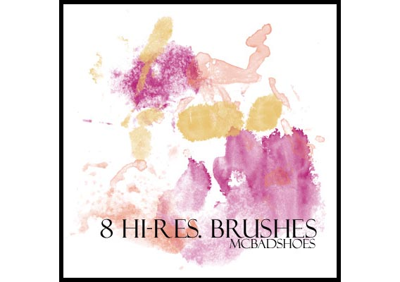 Hi-Res Brushes